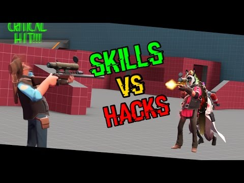 TF2 - 3BooDY vs Lithium #5 l Hacker Being Salty After Meeting Me..