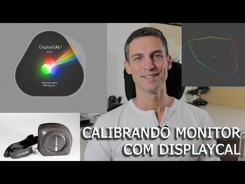 Calibrando monitor com DisplayCal - YouTube