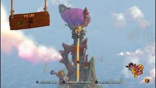 Crash Bandicoot - Molestando a Dr. Nitrus Brio