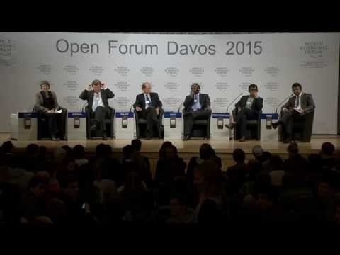 Davos 2015 - Should Business Lead the Social Agenda?