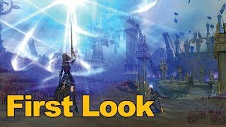 Eternal Magic Gameplay First Look - MMOs.com