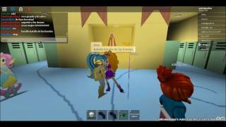 my little pony roblox music video equestria girls las darlings