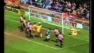 Sheff Utd 2-3 Leeds Utd - 26-04-92