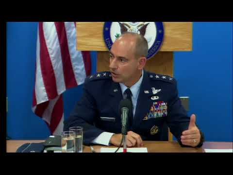 "NYFPC Briefing - ""Airpower Operations Against ISIS and in Afghanistan"""