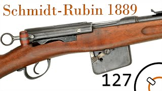 Small Arms of WWI Primer 127: Swiss Schmidt-Rubin 1889