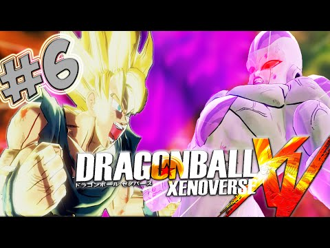IN MEMORY OF A MONK | Final Battle My Full Power |Dragon ball Xenoverse Part 6 (HD 1080p) (XBOX ONE)