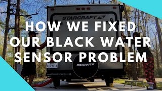 How We Fixed Our Black Water Sensor Problem