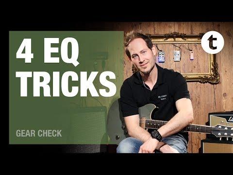 4 EQ Tricks | Tutorial | Lesson |Thomann