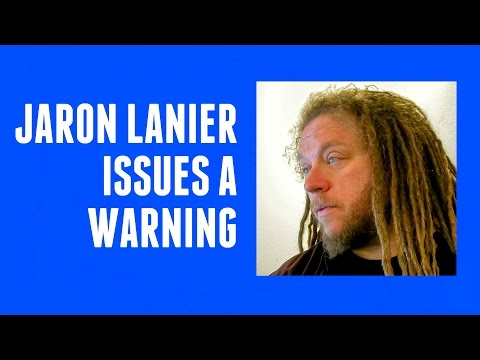 Jaron Lanier on the economic threat of