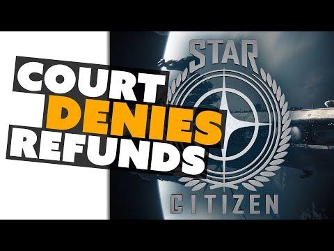 Court Smacks Down Star Citizen Refunds