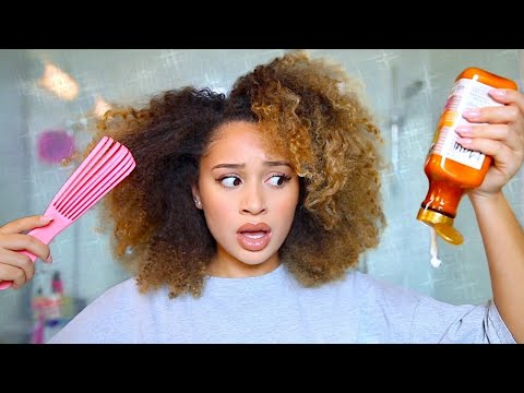 How To Revive Dry Frizzy Hair! *tips*