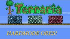 Terraria Tutorial for Noobs: EASY HARDMODE ORES!!!