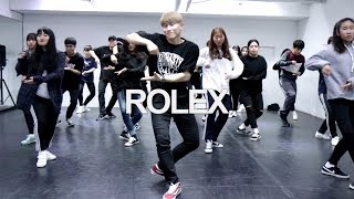 Ayo Teo Rolex D Side Choreography