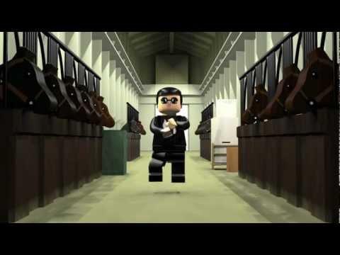 Full Download] Lego Gangnam Style