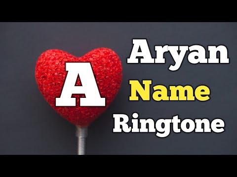 Name Ringtone - Aryan Call [Sani Release]