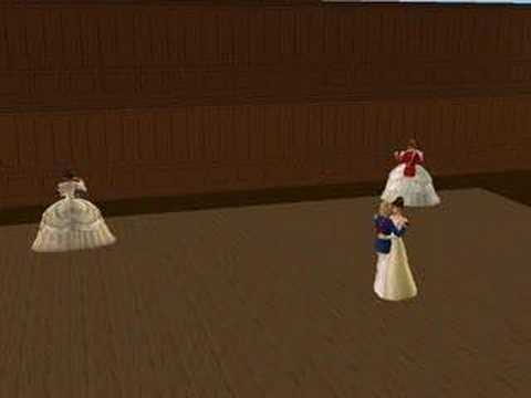 The Sims 2 Anastasia- Once Upon a December
