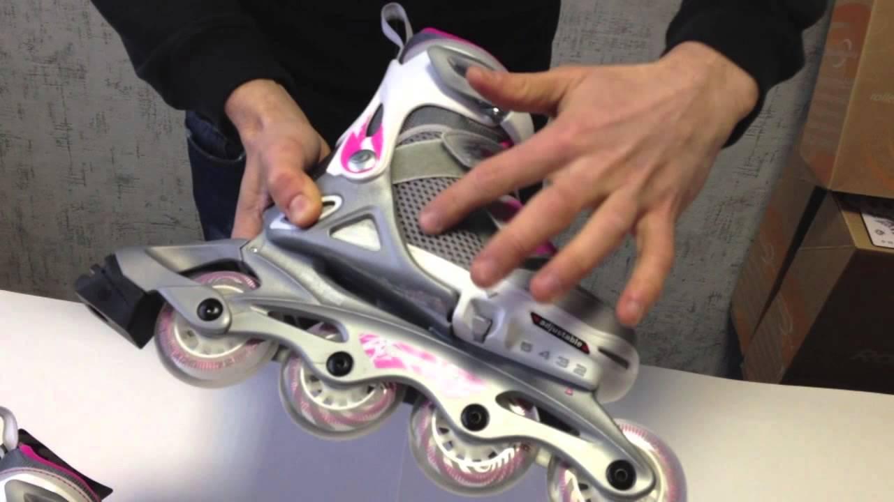 Купить детские ролики Rollerblade Spitfire Flash, Flash G - YouTube