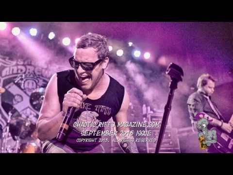 Interview with Candlebox Lead Singer Kevin Martin