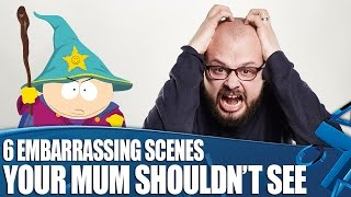 6 Embarrassing Videogame Scenes You Don't Want Your Mum Walking In On