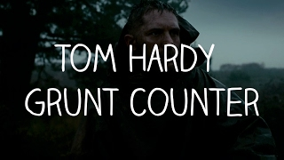 Tom Hardy Grunt Counter - Taboo