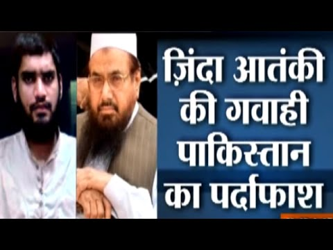 Haqiqat Kya Hai: Pakistani Terrorist Bahadur Ali Exposed ISI and Hafiz Saeed