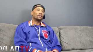 Lord Jamar on Mase vs. Charlamagne Beef & 50 Cent