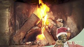 Al Green's Feels Like Christmas with a Relaxing Yule Log Fireplace (Full Album Stream)