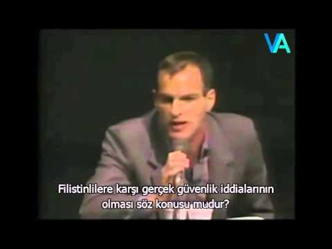 Yahudi Profesörle Siyonist Gazetecinin Filistin Tartışması (Norman Finkelstein-Wolf Blitzer)