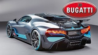 видео: Обзор Bugatti Divo 2018 Новые фишки за 400 миллионов!