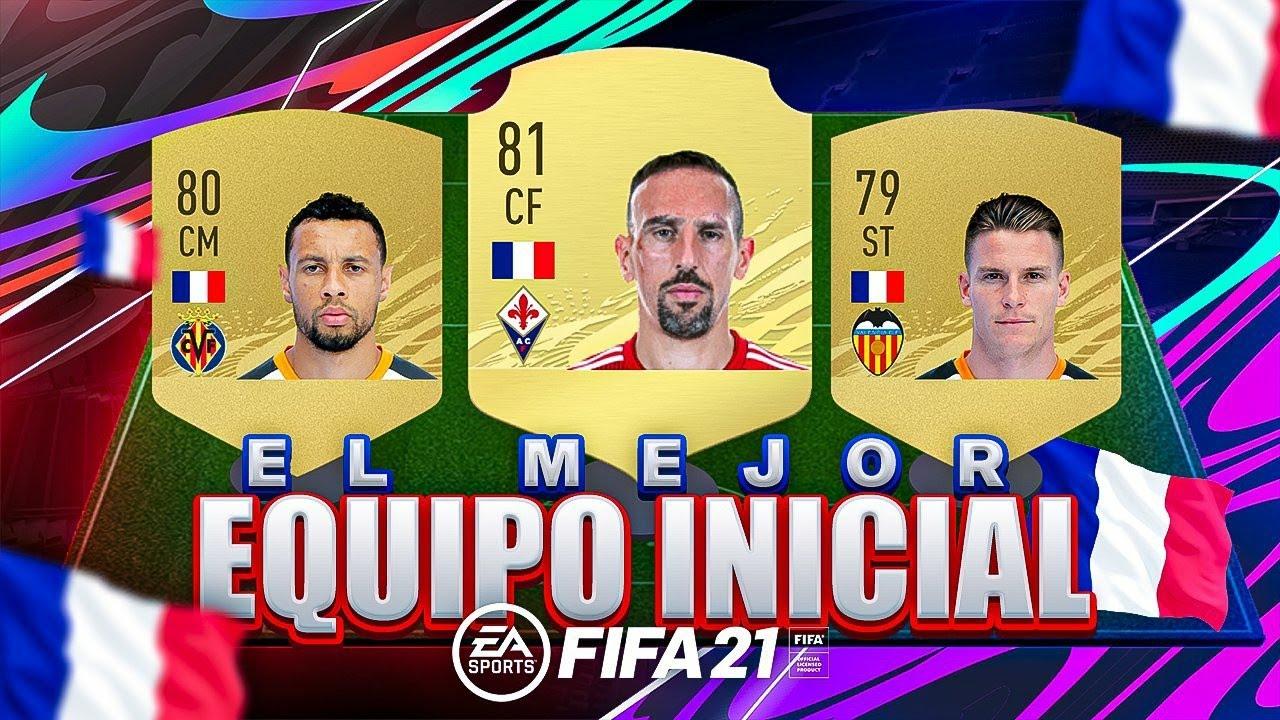EL MEJOR EQUIPO BARATO PARA EMPEZAR EN FIFA 21 ULTIMATE TEAM !! FULL FRANCESES !!