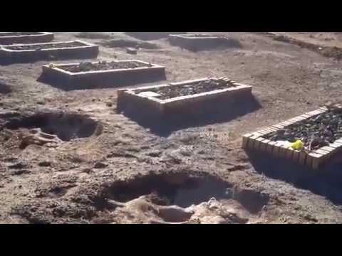 Shamim Etehadi and Yazd Cemetery |  شمیم اتحادی و قبرستان بهائیان در یزد