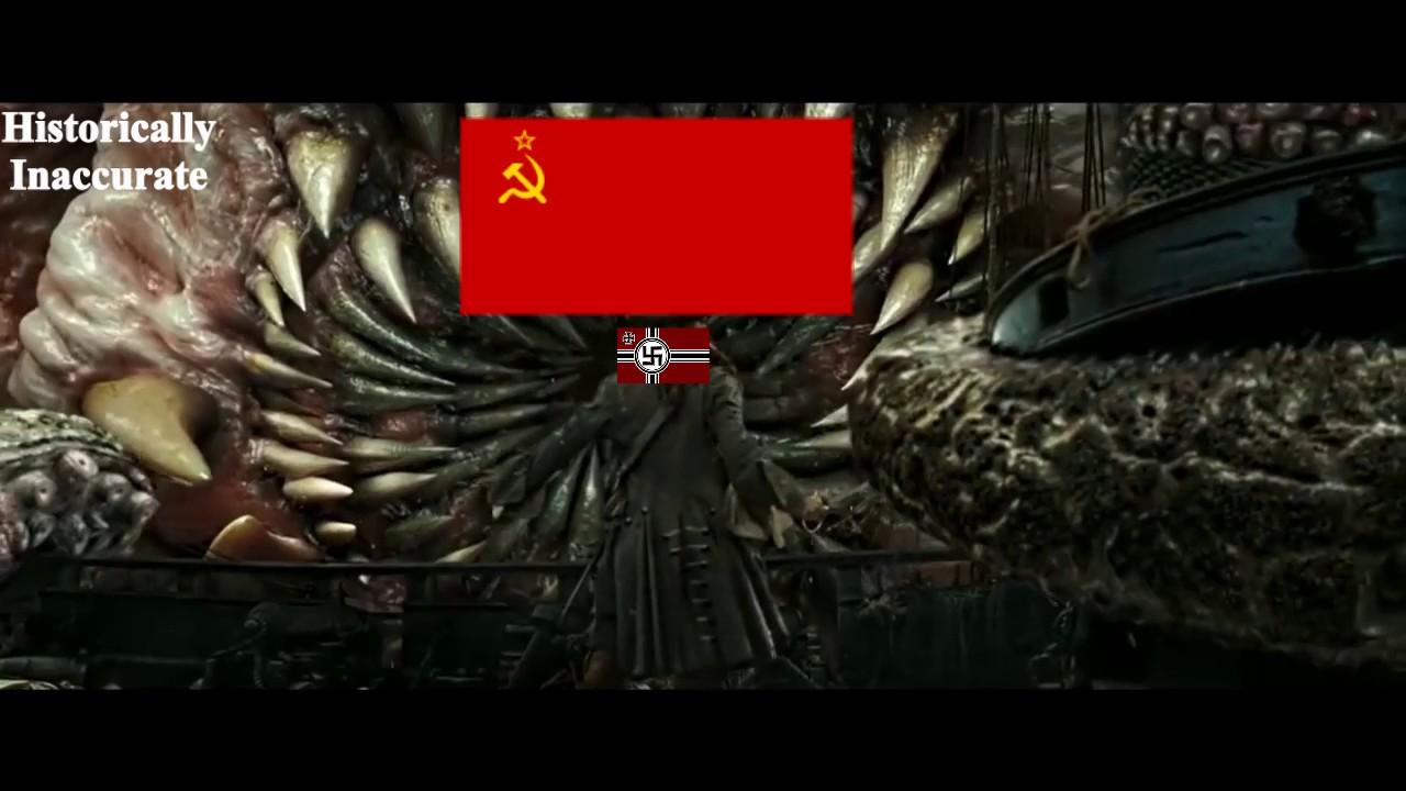 "Pirates of The Caribbean WW2 Meme ""German Tactics Fail in ..."