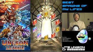 [Unison League] BEST (80) GEM SPAWN EVER!!!