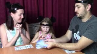 Угадай кто ты Семейная игра // Family game Hedbanz // Играем всей семьей // Кто победит?