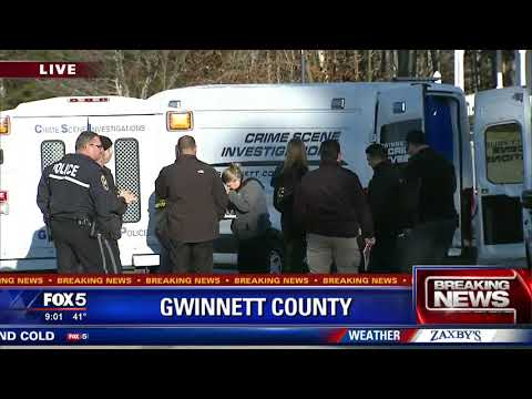 Man found shot to death inside car in Gwinnett County neighborhood from YouTube · Duration:  1 minutes 19 seconds