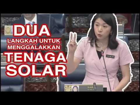 2019 Net Energy Metering Solar Malaysia - YB Yeo - Tenaga TNB SARE NEM