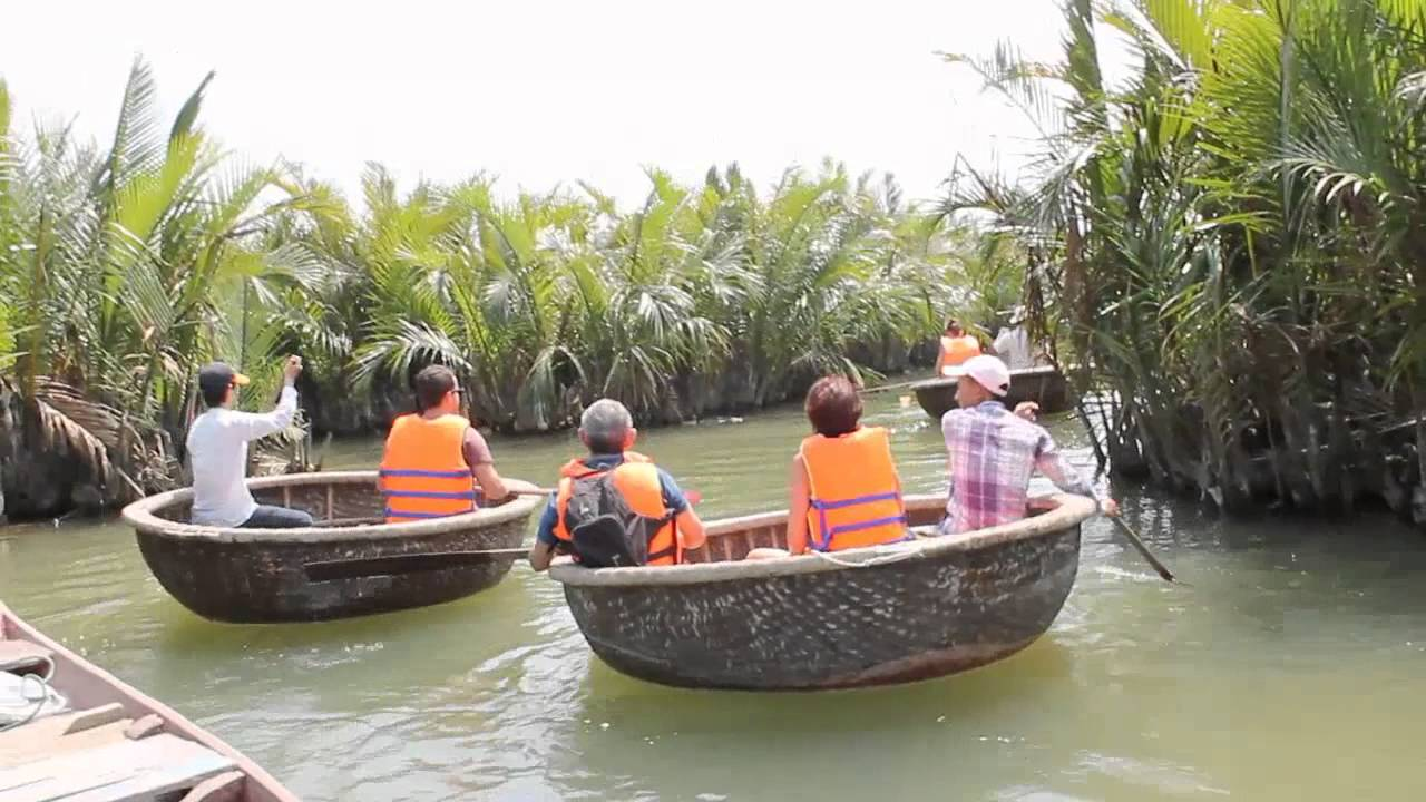 Hoi An Eco Coconut Tour
