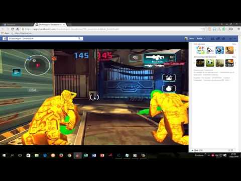 HACK SCANNER SHADOWGUN DEADZONE FACEBOOK 2016