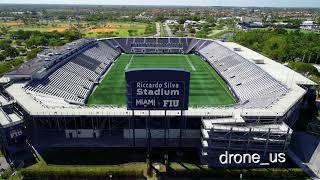 Stadiums Series II #FIU #UCF
