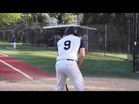 Harry Fink  Single to Outfield  10th Grade  Hewlett