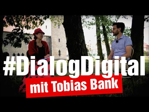 #DialogDigital mit Tobias Bank: Digitale Kommune