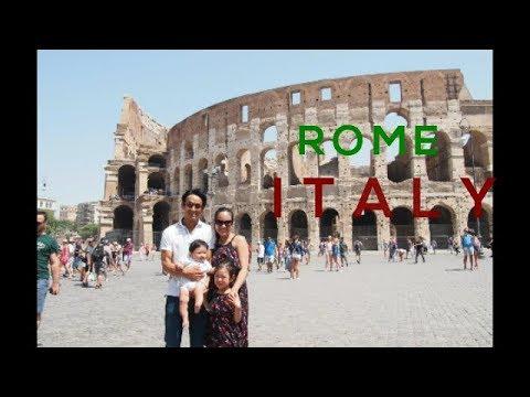 ROME Travel VLOG