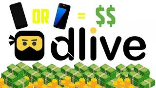 Make Money Watching Videos Online with DLive