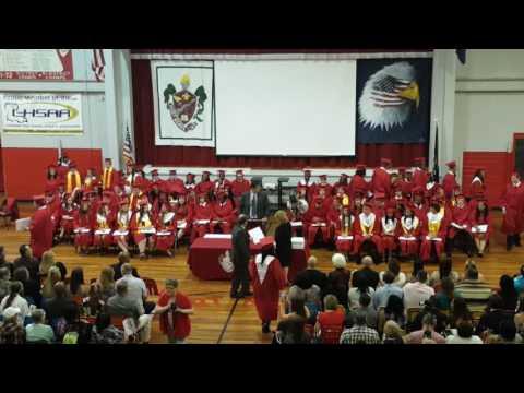 2016 Port Barre High School Graduation....