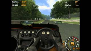 Tone Plays Random Games: Race: WTCC Game