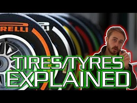 How do Race Car Tyres/Tires Work? Slip Angle, Contact Patch Deformation etc.