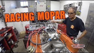 Race Engine Dyno Tested - Maximum MOPAR Power