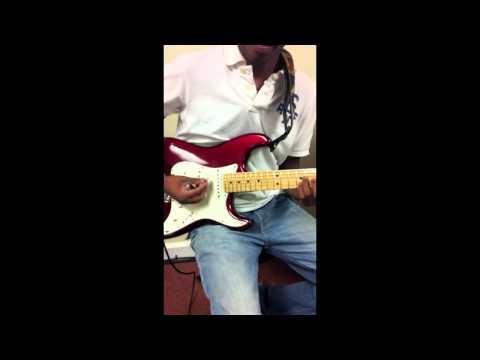 Gospel Guitar At New Life in Savannah Georgia