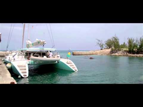 Just Catamarans Refit of Lagoon 67 Sport