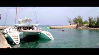 Just Catamarans Refit of Lagoon 67 Sport